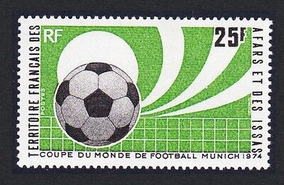 Afar and Issa World Cup Football Championship West Germany 1v SG#614 SC#272