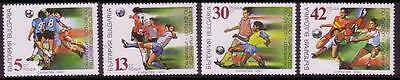 Bulgaria World Cup Football Championship Italy 4v 2nd issue SG#3675/78