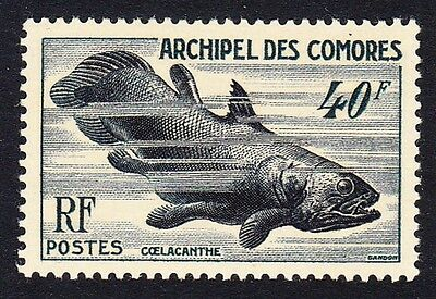 Comoro Is. Coelacanth 1v SG#12 SC#42 MI#31