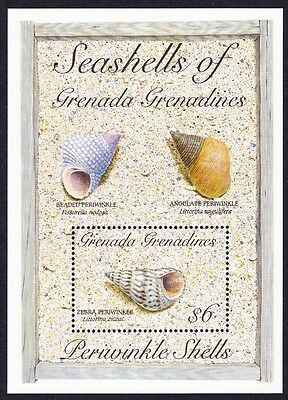 Grenadines Seashells MS SG#MS1665 SC#1550