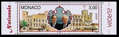 Monaco Europa 2nd issue National Festivals 1v SG#2372 MI#2411