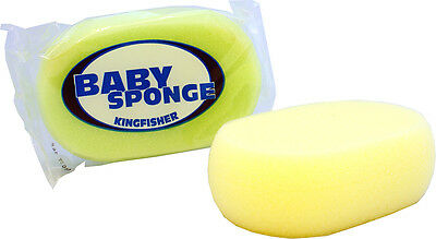 Kingfisher Kids Bathing Body Cleaning Shower Scrubber Baby Sponge Pack Of 12