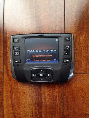 Genuine 2011 2012 2013 2014 2015 Land Rover Range Rover Entertainment Remote