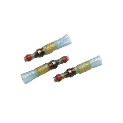Red Solder-Type Wire Connector,  Solder Connector Type,  20 AWG Min. Wire Size