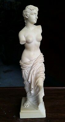 Nude Venus de Milo Aphrodite of Melos Statue Sculpture Figure Made by G.RUGGERI