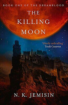 The Killing Moon: Dreamblood: Book 1 by Jemisin, N. K. Book The Cheap Fast Free