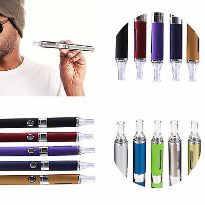 MT3 650mAh Electronic Vapor E Pen Shisha Starter Kit USB Charger Set- Black