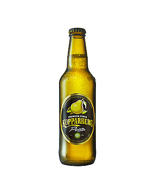 Kopparberg Pear Cider 330mL case of 24 Fruit Flavoured Cider