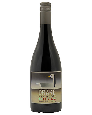 Drake Heathcote Shiraz bottle Dry Red Wine 750mL