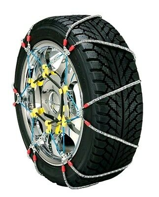 Security Chain Company SZ134 Super Z6 Cable Tire Chain for Passenger Cars, and -