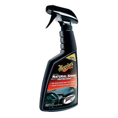 Meguiar's Natural Shine Protectant Spray For Car Interior/Dashboard/Trim/Tyre