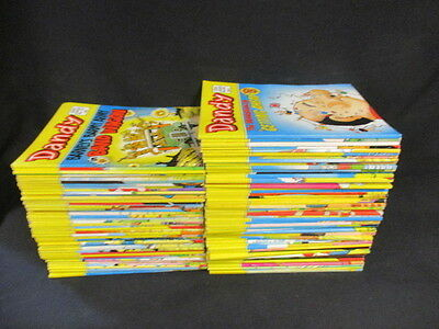 96 Issues Of The Dandy - Comic Library - Issues 1 To 192