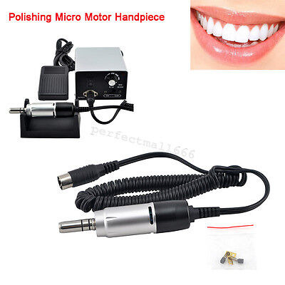 USA  (A18) 35000 RPM Dental Jewelry Micromotor Polishing Micro Motor Handpiece