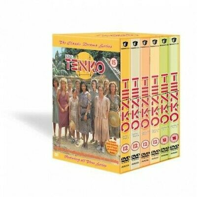 Tenko : Complete BBC Series Box Set [DVD] - DVD  EQVG The Cheap Fast Free Post