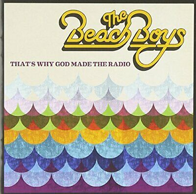 The Beach Boys - That's Why God Made The Radio - The Beach Boys CD JEVG The The
