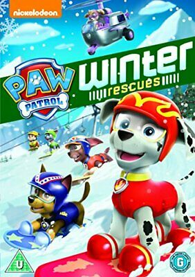 Paw Patrol: Winter Rescues [DVD] [2014] - DVD  GAVG The Cheap Fast Free Post