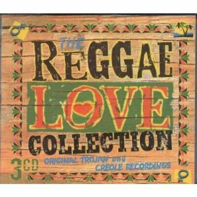 Various Artists - The Reggae Love Collection - Various Artists CD 9KVG The Cheap
