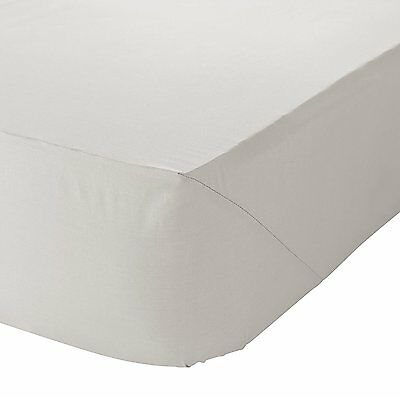 Catherine Lansfield So Soft Non Iron Combed Polycotton Cornflower Fitted Sheet
