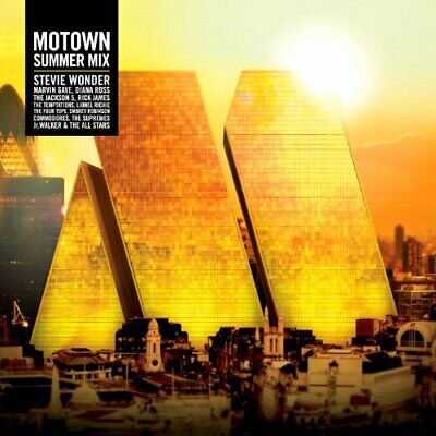 Various Artists - Motown Summer - Various Artists CD K6VG The Cheap Fast Free