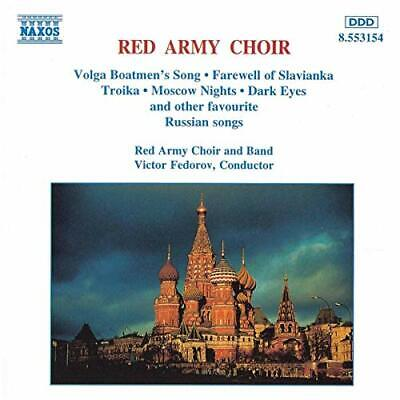 Red Army Choir - Red Army Choir: Russian Favourites - Red Army Choir CD 5AVG The
