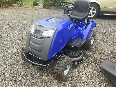 Ride On Mower Victa Vrx 1738 New