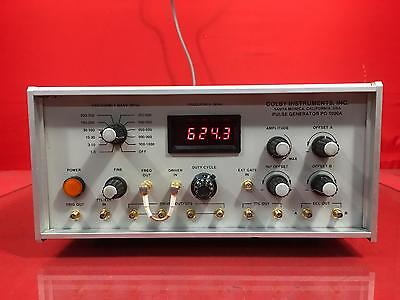Colby Instruments PG1000A 1 MHz to 1000 MHz Pulse Generator