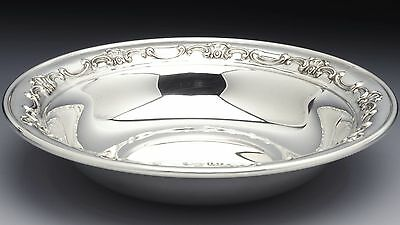 Strasbourg by Gorham Sterling Silver Pair of Small nut or candy bowls