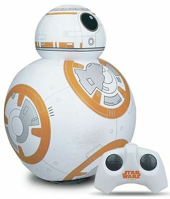 Disney Star Wars Radio Controlled Inflatable BB8 with Sound RRP 29.99 lot MBCGD
