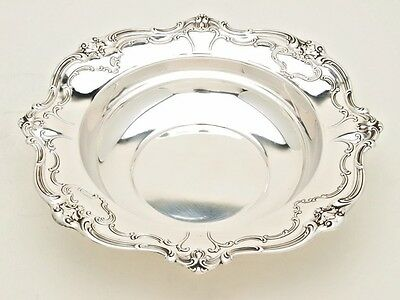 Gorham Chantilly Sterling Silver Serving bowl