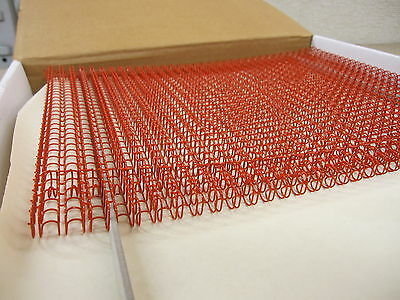 Document Book Binding Wires 3:1 Pitch 250 Per Box A4 34 Loops