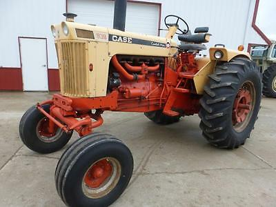 1966 Case 930 Diesel Row Crop Tractor For Sale Rear Weights Dual Hydraulics