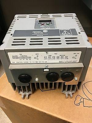 Johnson Controls Variable Frequency Drive, NEW, VFD66FAA-2  380-480 V 3 phase