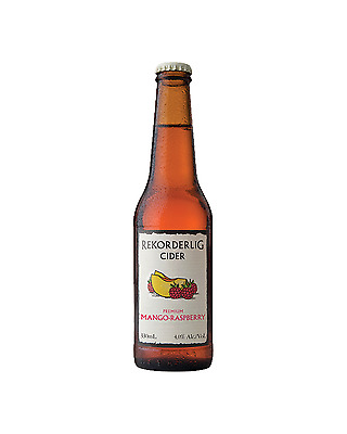 Rekorderlig case of 24 Cider Fruit Flavoured Cider 330mL