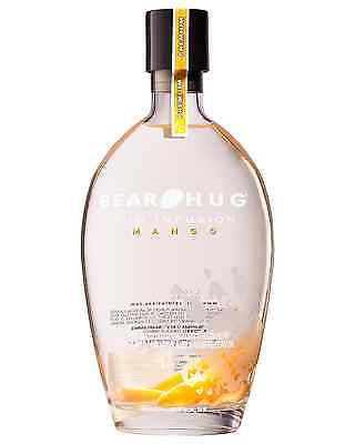 Bear Hug Rum Infusion Mango Infused Rum 750mL case of 6 Flavoured Rum