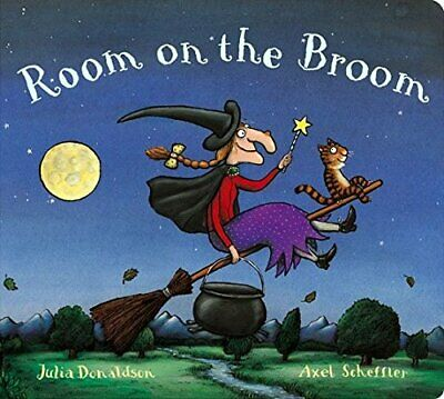 Room on the Broom, Donaldson, Julia Board book Book The Cheap Fast Free Post