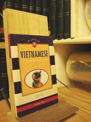 A Little Vietnamese Cookbook by Tan, Terry Hardback Book The Cheap Fast Free