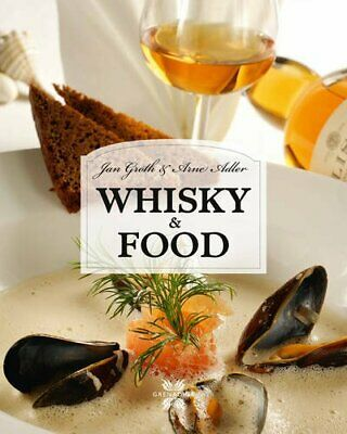 Whisky & Food by Jan Groth Book The Cheap Fast Free Post