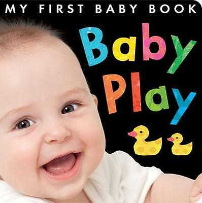 NEW Baby Play By Little Tiger Press Board Book Free Shipping