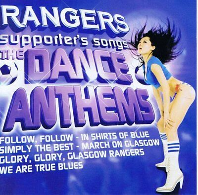 Various : Rangers Football Songs CD