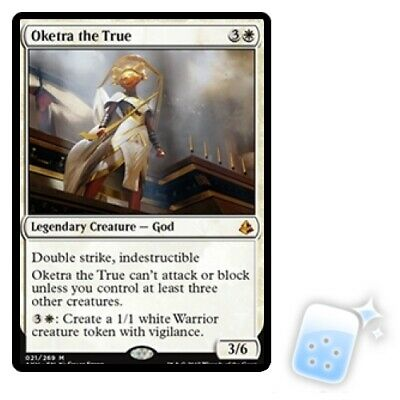 Oketra The True M/NM Magic: The Gathering MTG Amonkhet
