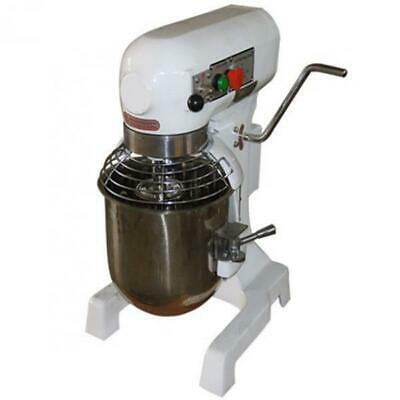 Heavy Duty Mixer, 10 Litre, Gear Drive, Commercial Bakery Equipment / Mixing
