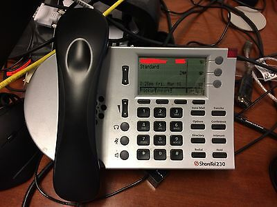 Shoretel 230 IP phone (50 of them)