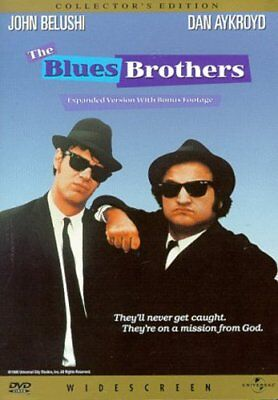 The Blues Brothers [New DVD] Collector's Ed, Expanded Version, Snap Case, Wide
