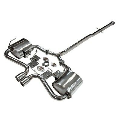 """ATD Performance 2.5"""" Non Resonated Cat-Back Exhaust System Mini Cooper S R53"""