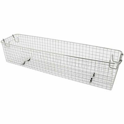10 litre wire mesh basket for use with Allendale Ultrasonics cleaners