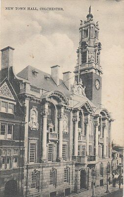COLCHESTER (Essex ) : New Town Hall