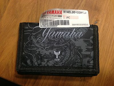 Yamaha MT WALLET TATTOO TOUCH FASTENER BRIEFCASE 09 07 01 03 COLLECTION NEW
