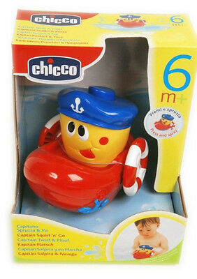 Chicco Captain Squirt N Go Bath Toy 21.3 cm 6 months plus