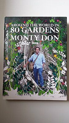 Around the World in 80 Gardens Book The Cheap Fast Free Post