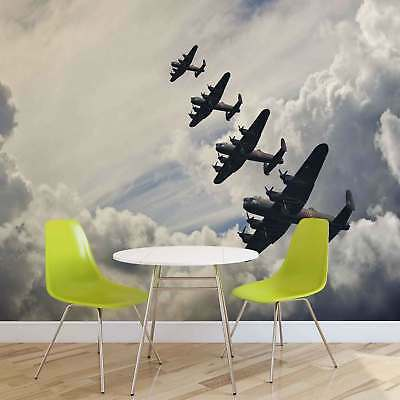 WALL MURAL PHOTO WALLPAPER XXL Bomber planes (570WS)